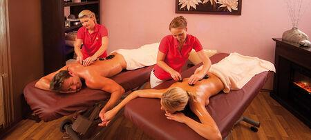 Partnermassage im Jagdhof